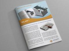 Brochure Productvisualisaties Verwey Creatives